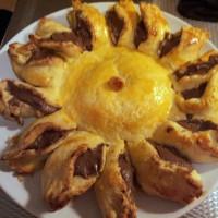 Zonnige Nutella taart : Recepten van Domy