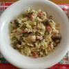 Risotto met ham, champignons en venkel Recipe