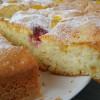Abrikoos – Aardbei luchtige cake Recipe